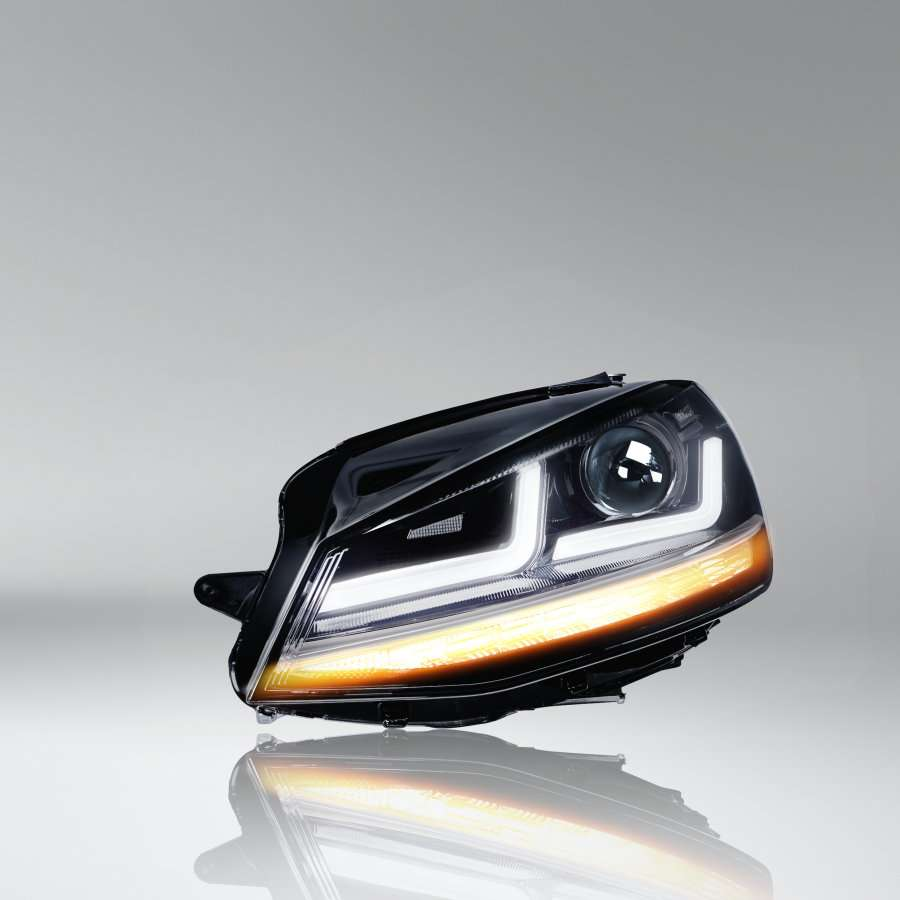 OSRAM-LEDriving-Golf-VII-LED-Scheinwerfer-Chrome-Edition-als-Xenonersatz Indexbild 2