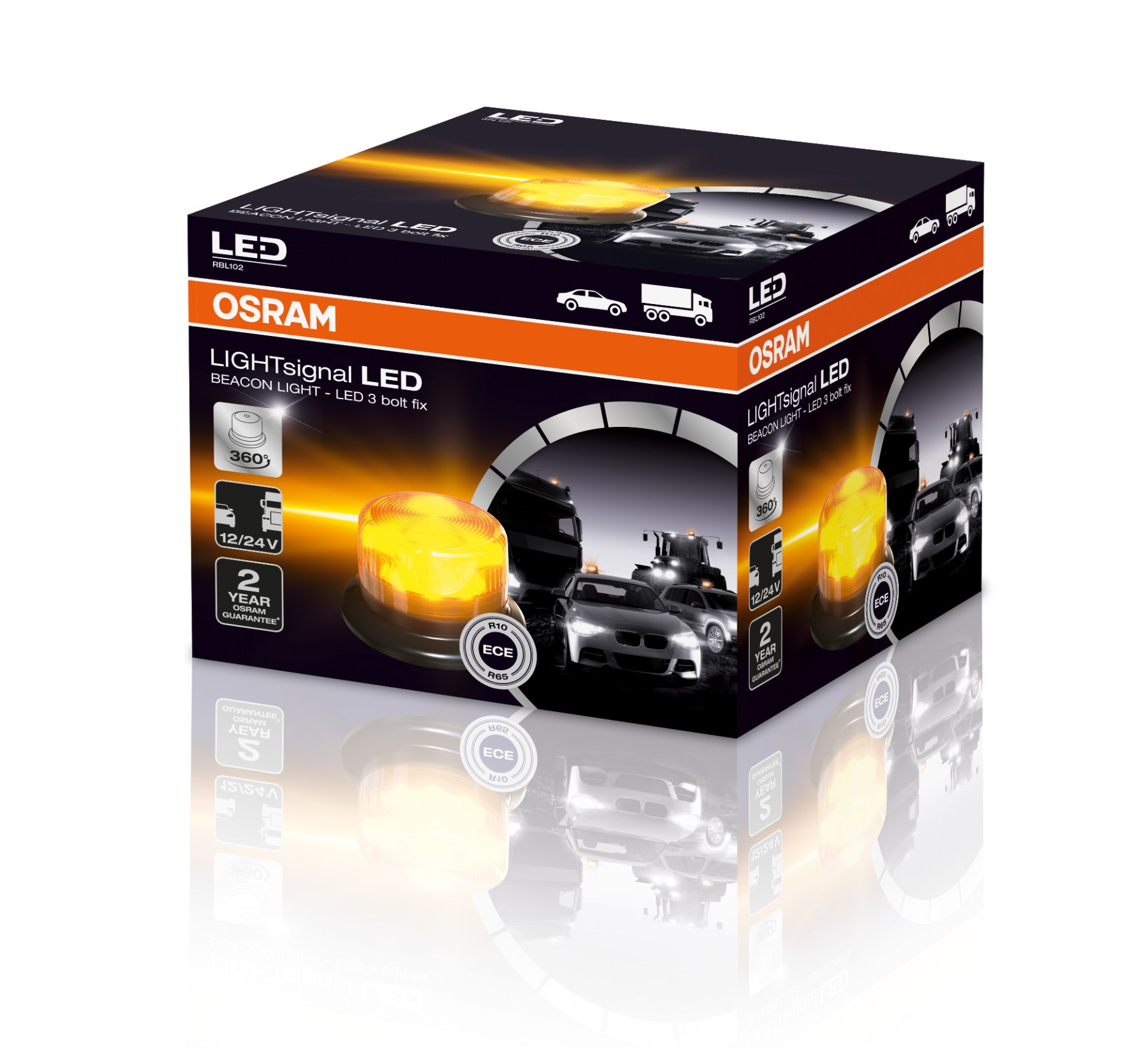 LIGHTsignal LED BEACON LIGHT 360° ...